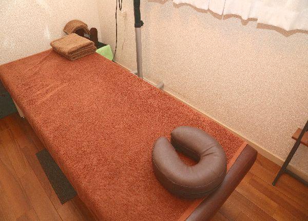 みのる鍼灸院の内観画像