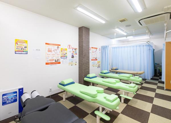 NOMOKOTSU鍼灸・整骨院 我孫子院の美容鍼の内観画像