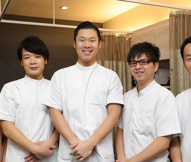 堺筋本町・もりわき骨盤鍼灸整骨院のメインビジュアル