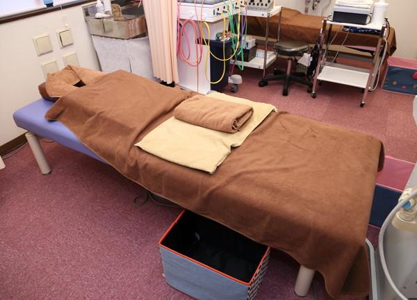 治療院 神楽の内観画像
