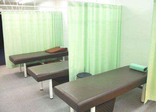 シダ鍼灸整骨院の内観画像