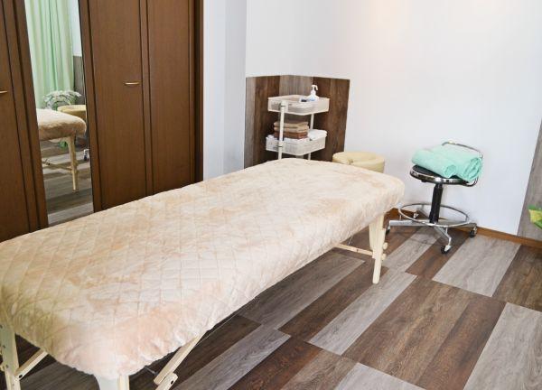 アキ鍼灸整体院の内観画像