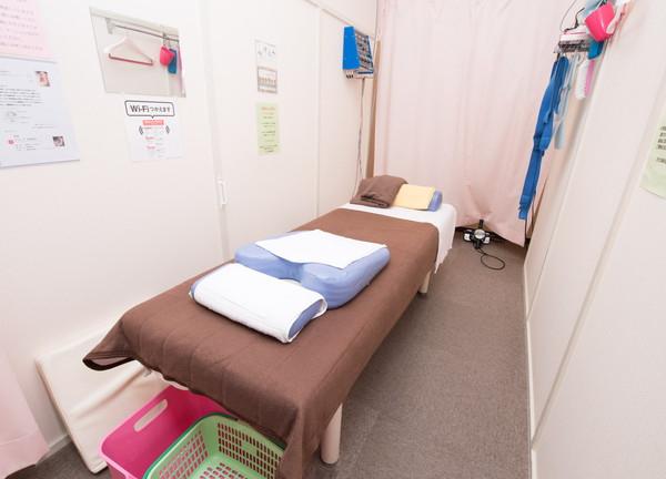 かたの鍼灸整骨院の内観画像