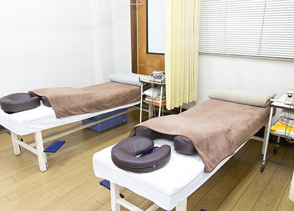オリエンタル千田鍼灸院の内観画像