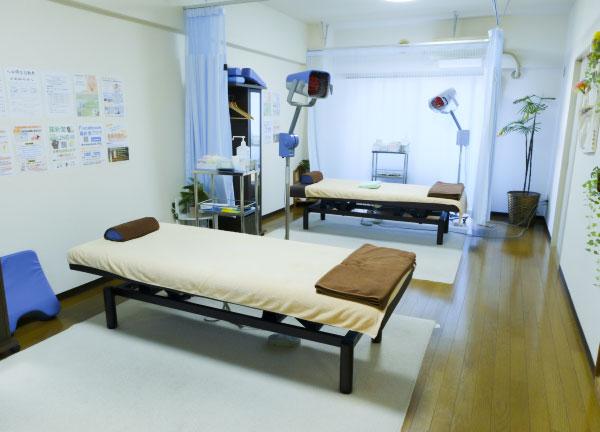 羅針堂鍼灸整体院の内観画像