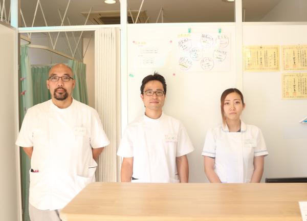 てるて接骨院鍼灸院のメインビジュアル画像
