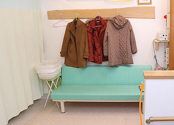 げんき鍼灸整骨院の待合室画像