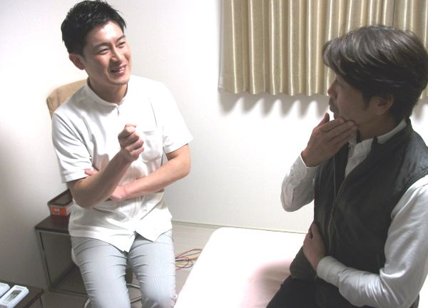 長谷川亮・鍼灸院のメインビジュアル