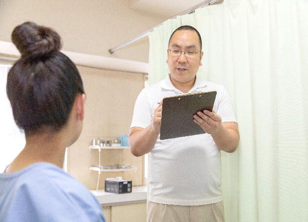 梅沢鍼灸院1