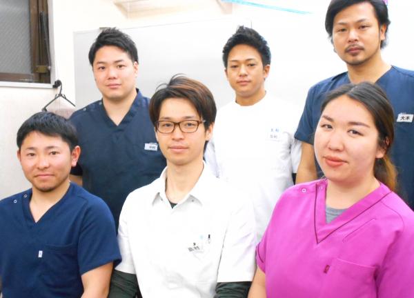 大江戸鍼灸整骨院1