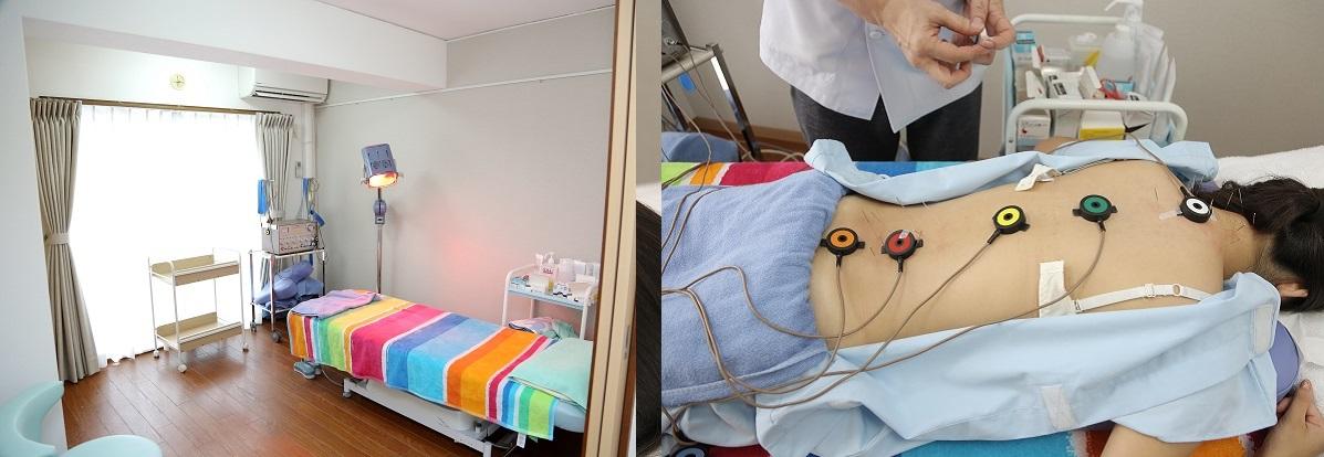 はりとおきゅうの専門治療院コイズミ施設写真