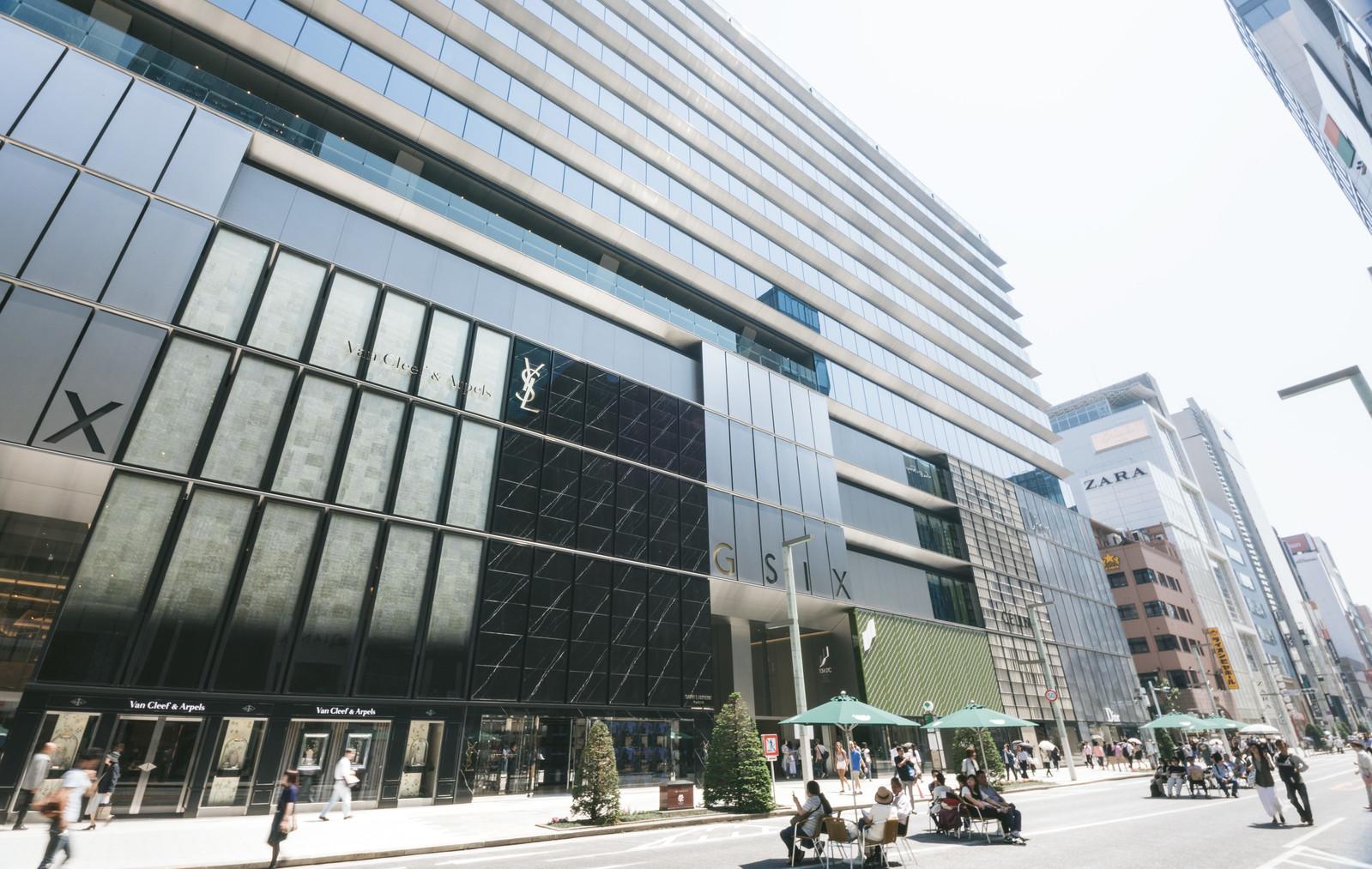 中央区(東京都)で美容鍼が受けられるおすすめの鍼灸のコラムのメインビジュアル
