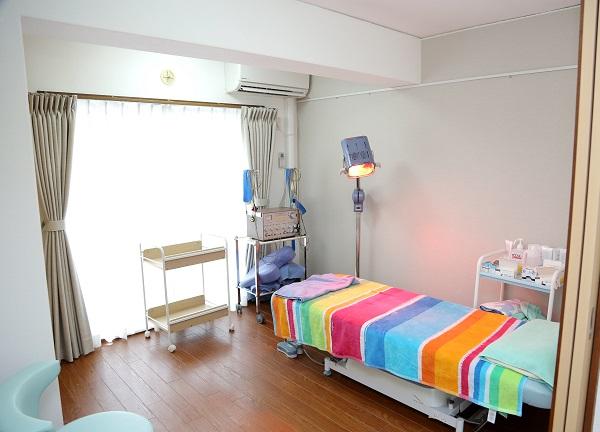 はりとおきゅうの専門治療院1
