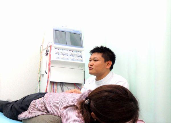 楽鍼灸整骨院1