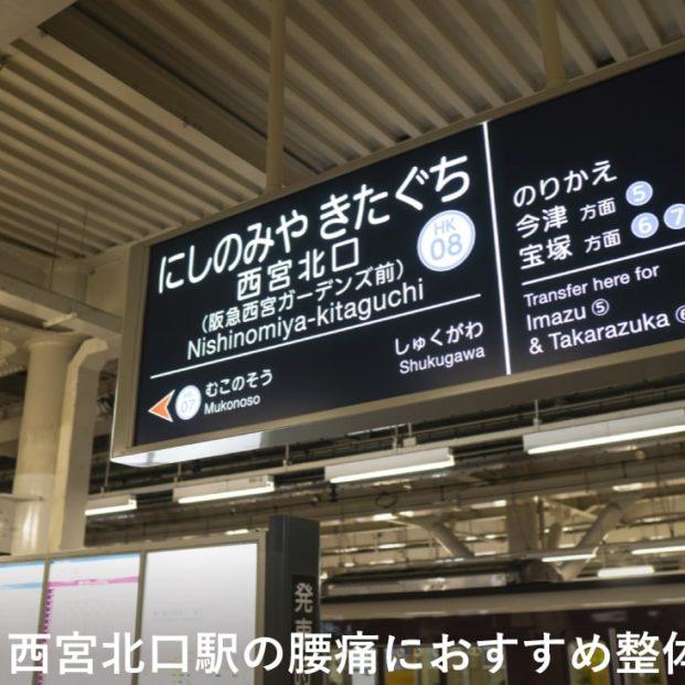 【西宮北口駅】周辺で腰痛におすすめの整体院・接骨院3選!のMV画像