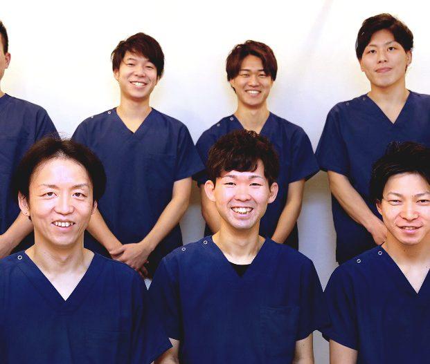 烏丸鍼灸整骨院のメインビジュアル