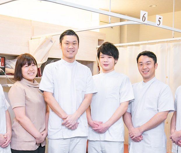 梅田・もりわき骨盤鍼灸整骨院のメインビジュアル