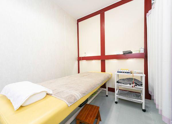 えがお鍼灸整骨院の内観画像