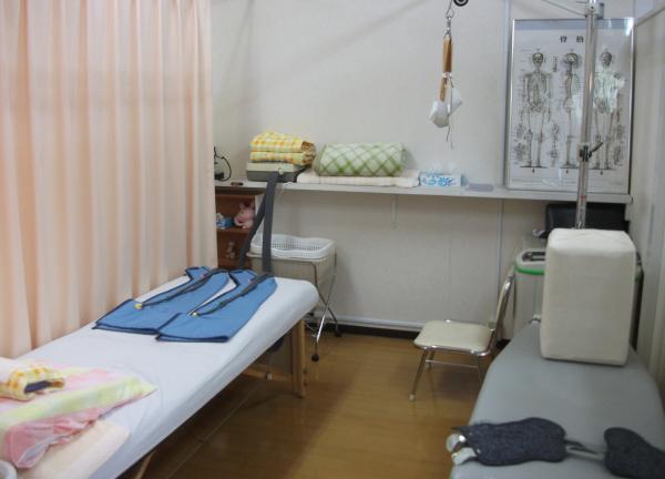 西岡鍼灸整骨院の内観画像