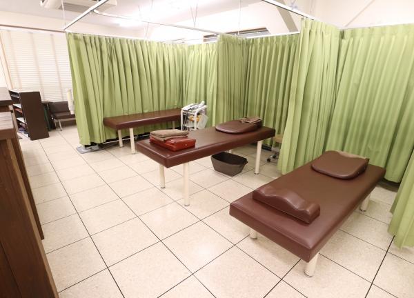 多摩南接骨院の内観画像
