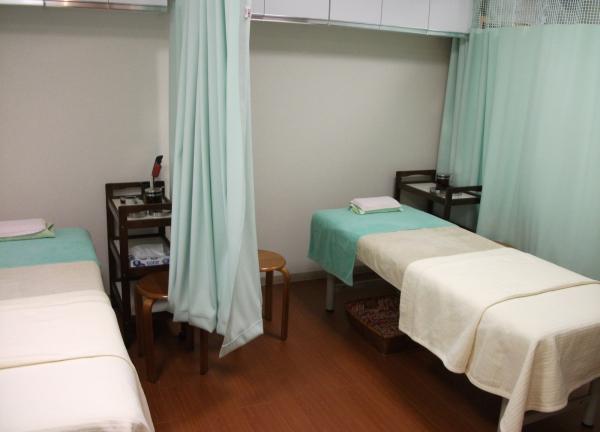 森風堂治療院の内観画像