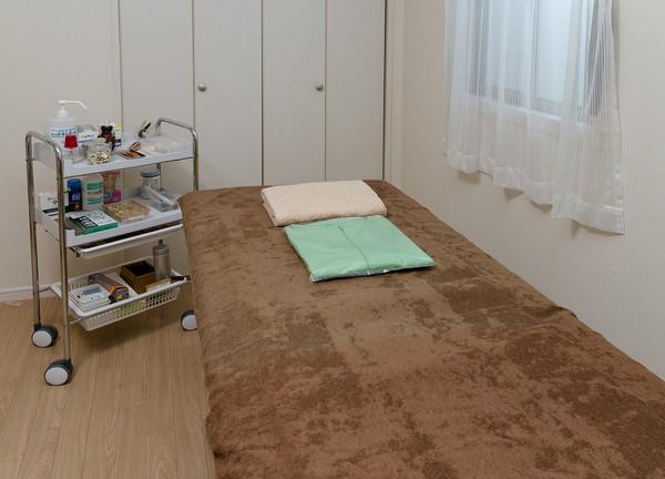 やすら木治療室の内観画像