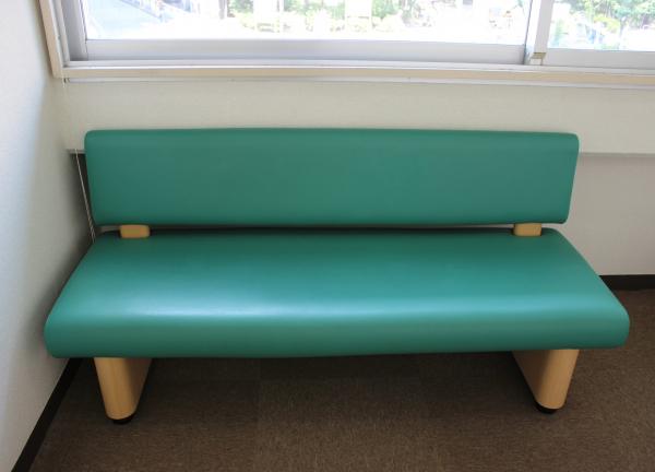 広尾こころ鍼灸整骨院の待合室画像