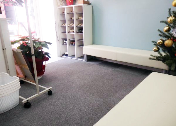 MUGEN鍼灸整骨院の待合室画像