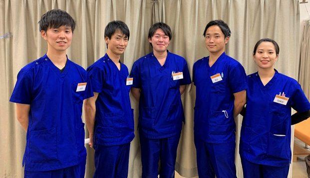 小倉名倉堂鍼灸整骨院のメインビジュアル