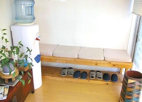 和み堂整骨院鍼灸院の待合室画像