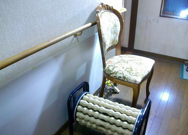 とと整体ラボの待合室画像