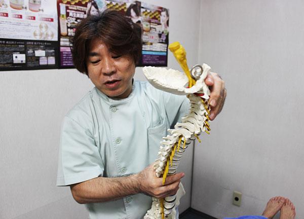 カリヤ鍼灸整骨院のメインビジュアル