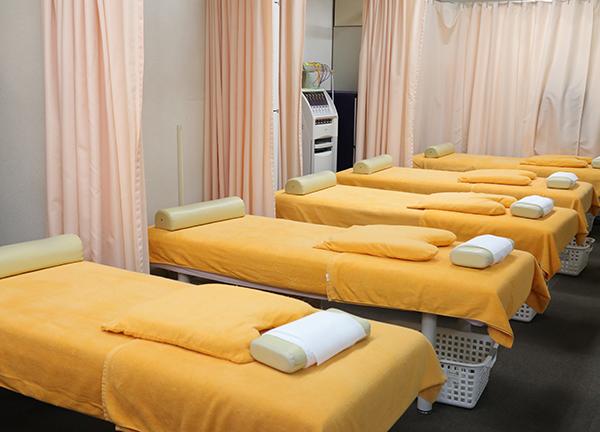山口鍼灸整骨院の内観画像