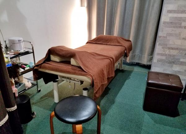 セントラル鍼灸院Re:laxyの内観画像