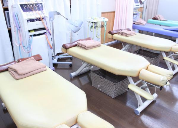 大江戸鍼灸整骨院の内観画像