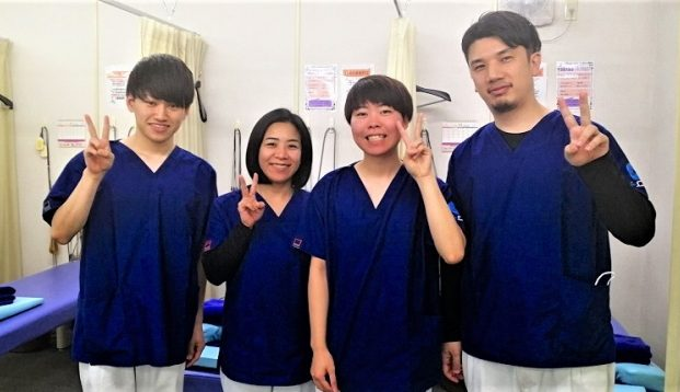 F.C.C.築地鍼灸整骨院のメインビジュアル