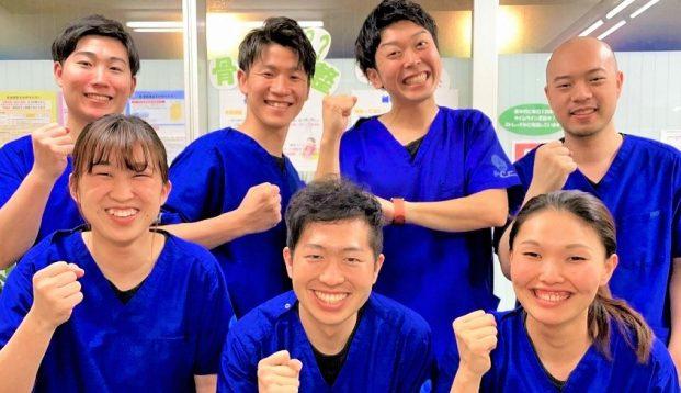 くらまえ鍼灸整骨院のメインビジュアル