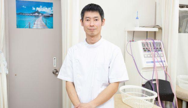 ゆい整骨院高田馬場店のメインビジュアル