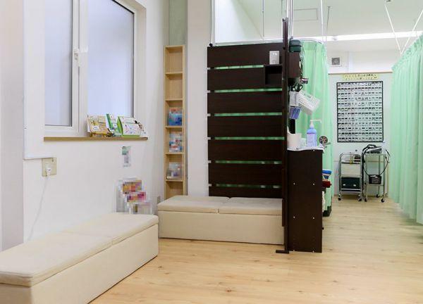 Good治療院の待合室画像