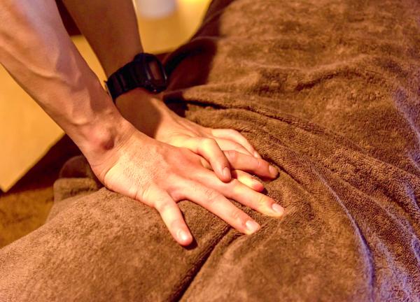 BODYBOX美容鍼灸整体院の施術風景画像