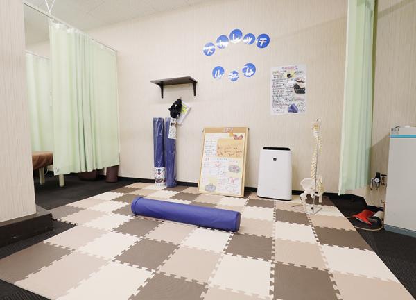 西東京骨盤整骨院の内観画像