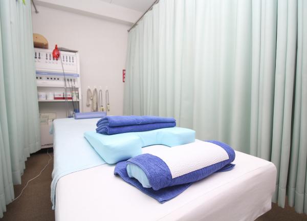 くらまえ鍼灸整骨院の内観画像