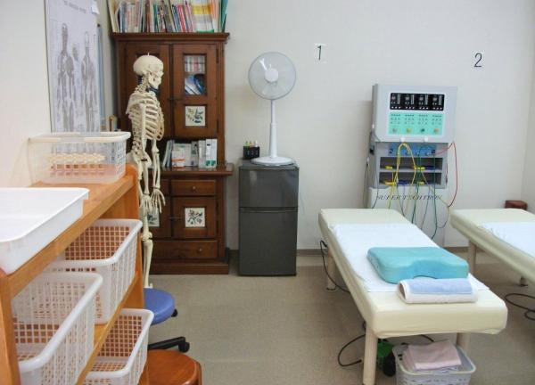 あおぞら鍼灸接骨院の内観画像