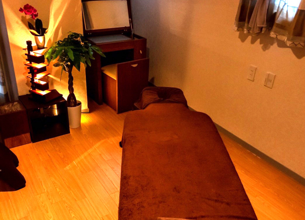 BODYBOX美容鍼灸整体院の内観画像
