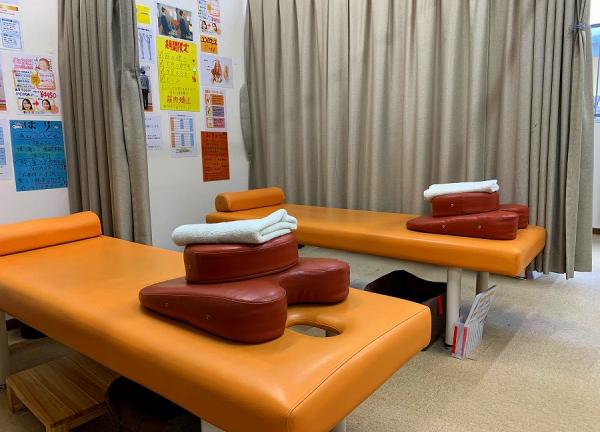 小倉名倉堂鍼灸整骨院の内観画像