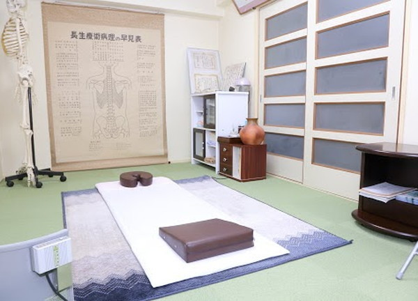 堺長生館片山療院の内観画像