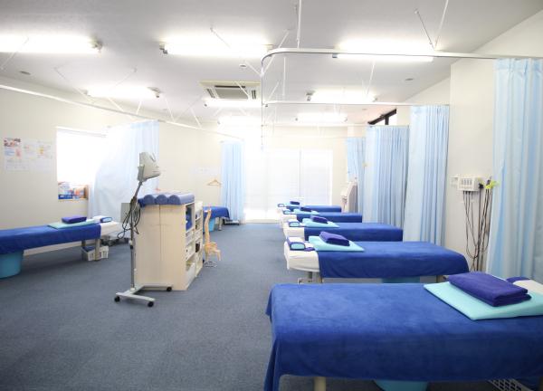 F.C.C.あやせ鍼灸整骨院の内観画像
