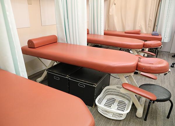 江坂第2・もりわき骨盤鍼灸整骨院の内観画像