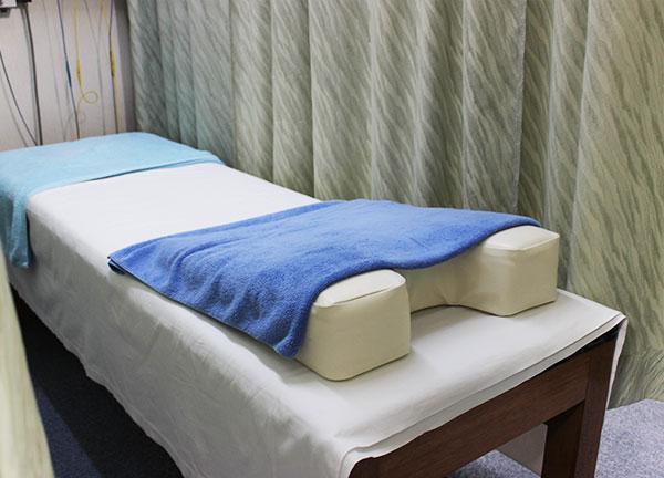 カリヤ鍼灸整骨院の内観画像