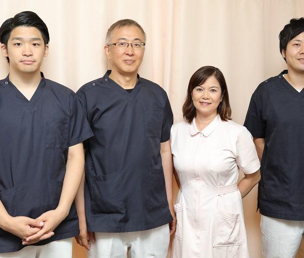 山口鍼灸整骨院のメインビジュアル